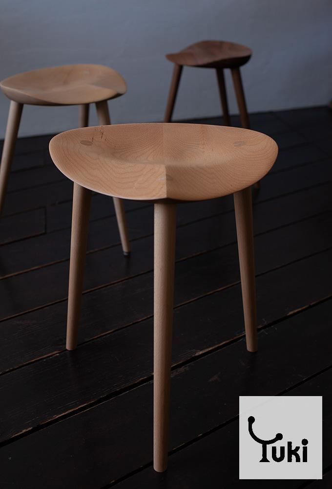 お尻の椅子